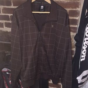Gently used Marc Ecko cut and sew jacket